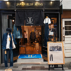JAPAN BLUE JEANS 京都店