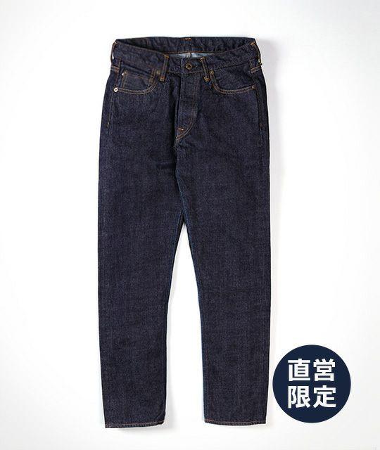 プレップ / 14oz ジンバブエ×メンフィス綿セルヴィッチ【直営店限定】